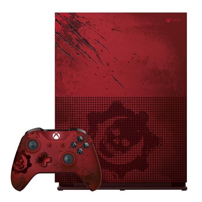 کنسول بازی مایکروسافت مدل Xbox One S ظرفیت ۲ ترابایت