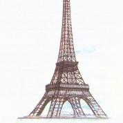 آیا میدانید برج ایفل  پاریس یاد بود کدام رویداد است؟
