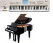 آیا میدانید تفاوت پیانو و ارگ چیست؟