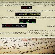 آیا میدانید شگفتی های عددی قرآن چیست؟