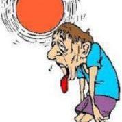 آیا میدانید گرما زدگی چیست؟