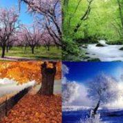 آیا میدانید فصل های سال چگونه ایجاد می شوند؟