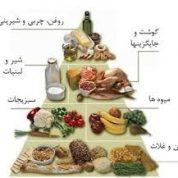 آیا میدانید چند گروهی غذایی داریم؟