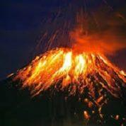 آیا میدانید فعالیت آتشفشانی کی و کجا بوده است؟