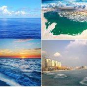 آیا میدانید تفاوت اقیانوس،دریا،خلیج و حوضچه چیست؟